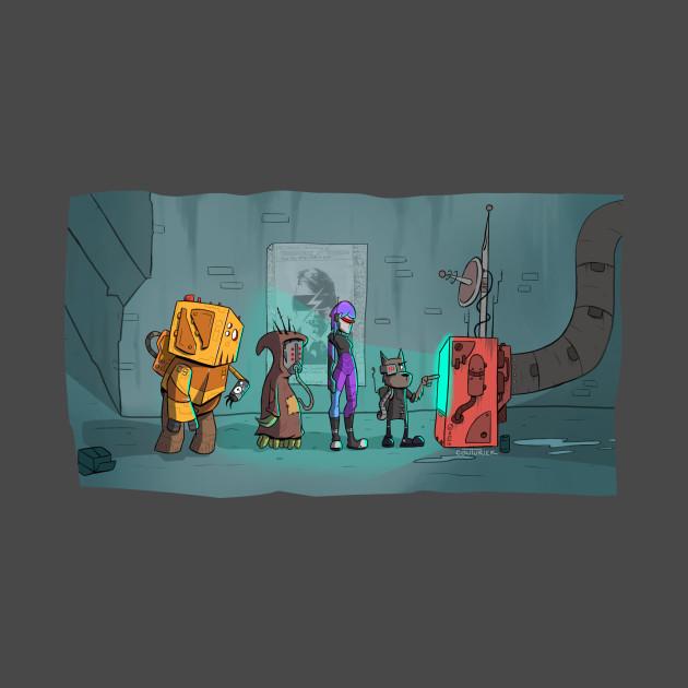 Posthuman Cybertrope