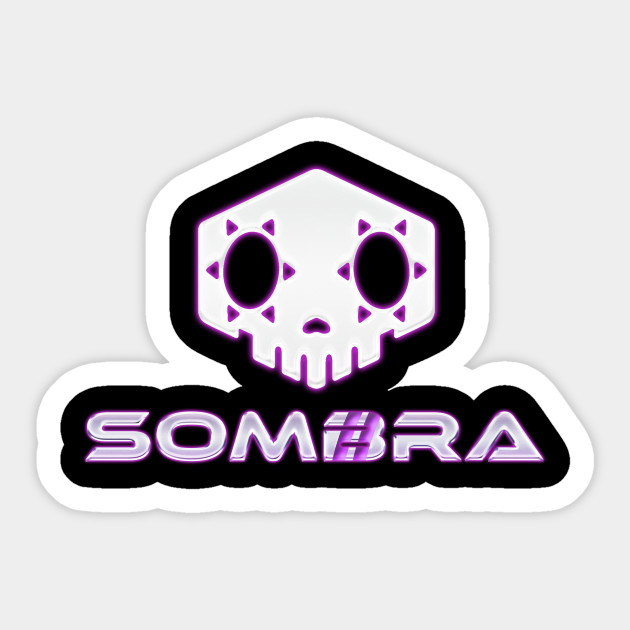 Overwatch Symbol Tracer Hanzo Sombra Car Truck Vinyl Decal Video Game Heroes Ebay