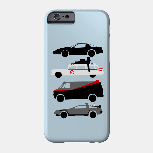 The Cars Star 80s Phone Case
