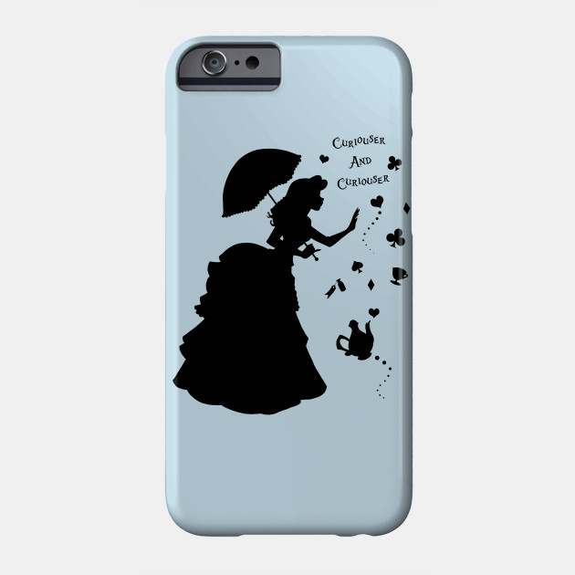 Curiouser and Curiouser! iPhone 11 case