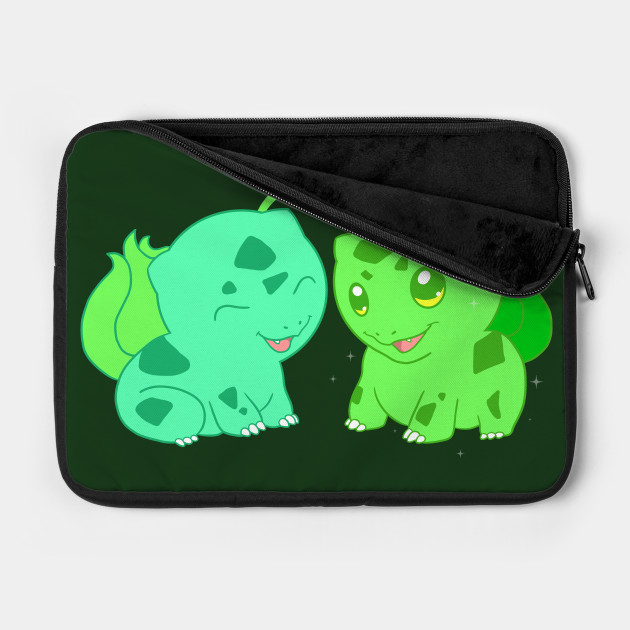 Hey, you look different! ( Bulbasaur )