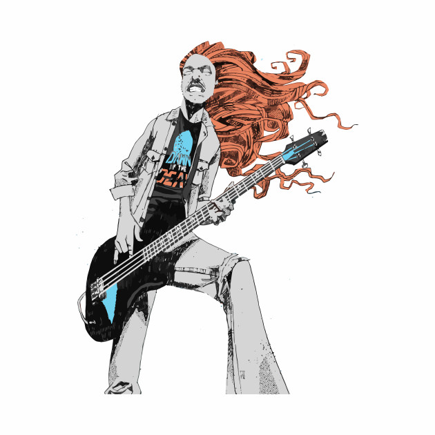 The Lord of Metal Bassist