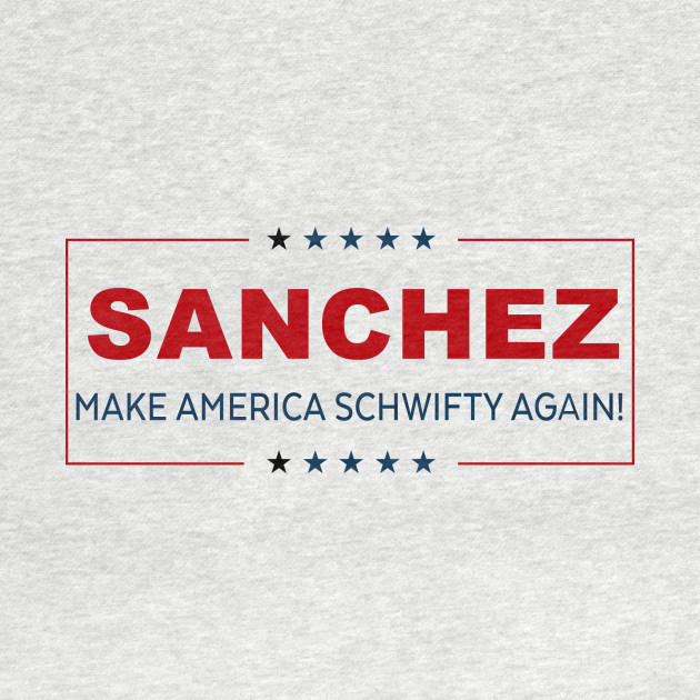 make america schwifty again