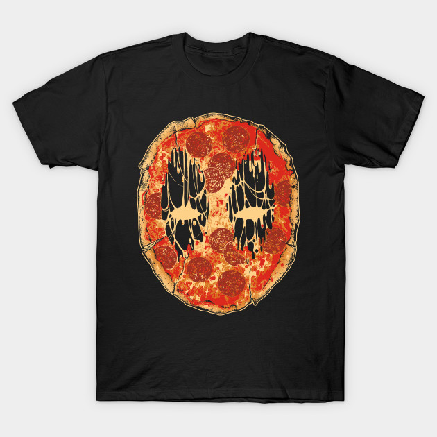 4ad281f40 Pizza Face - Deadpool - T-Shirt | TeePublic