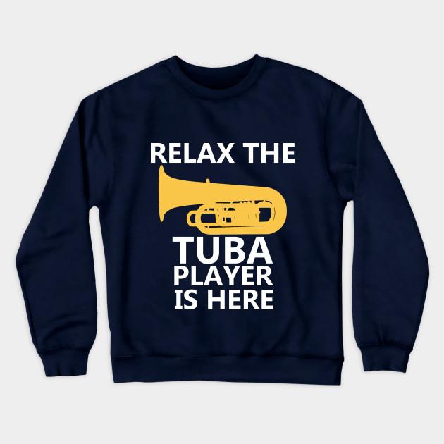 Mens Womens TUBA T-Shirt Music Instrument Musician Band Gig Brass Family Tee