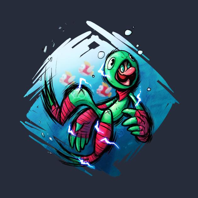 Luigi the Pond Hopper
