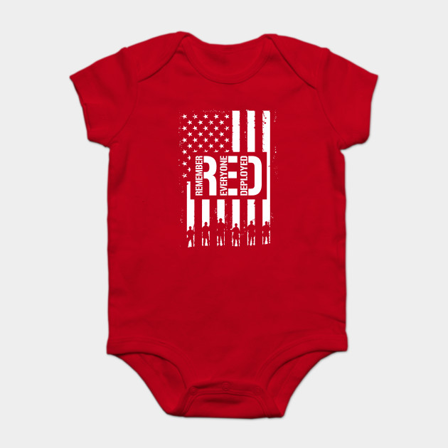 RED - Remember Everyone Deployed