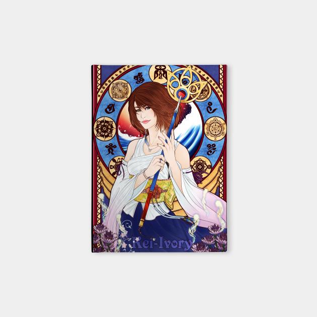 Summoner Yuna - Art Nouveau