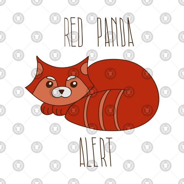 Red panda alert