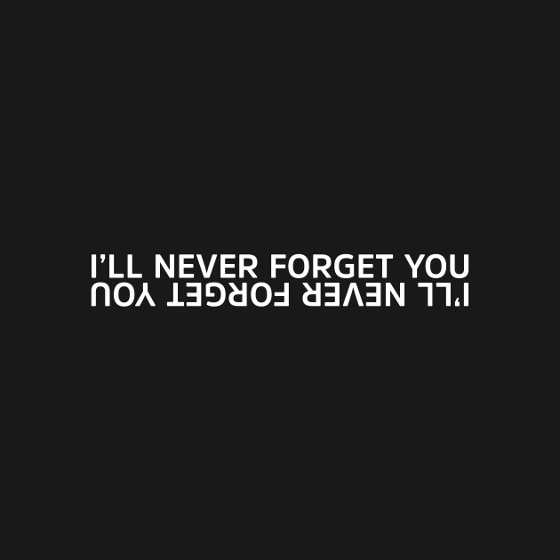 i will never forget you meaning in hindi