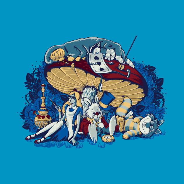 Stoned In Wonderland