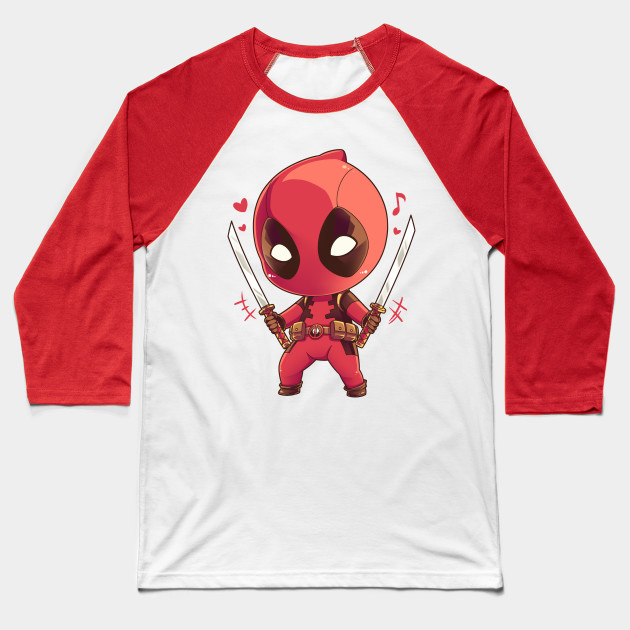 a65b50696 Chibi Deadpool Marvel Superhero Fanart Shirt - Deadpool - Koszulka ...