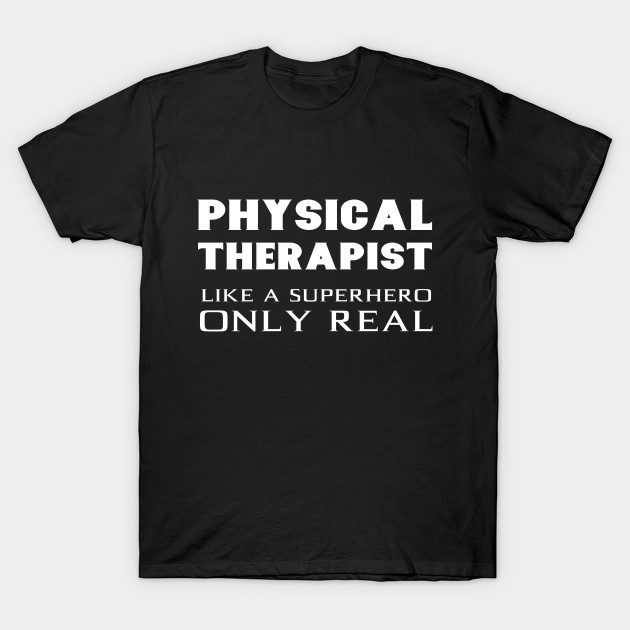 16c01ade Physical Therapist Superhero Physiotherapist Gift - Physical ...