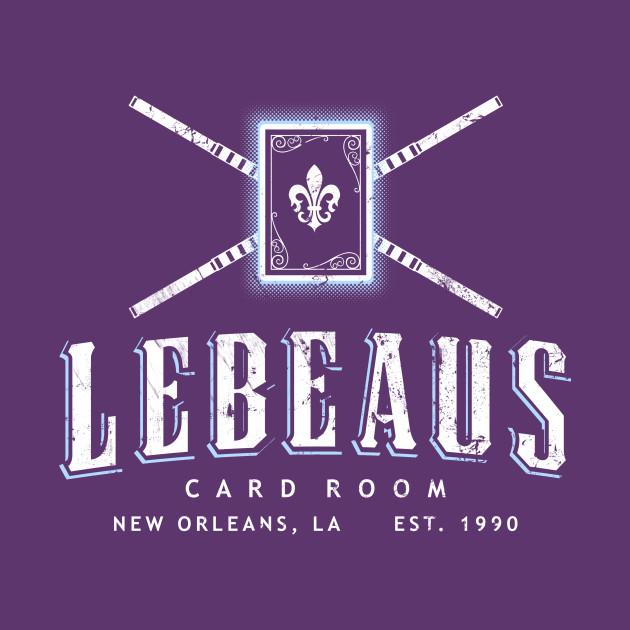 Lebeau's Card Room - New Orleans, LA - Distressed