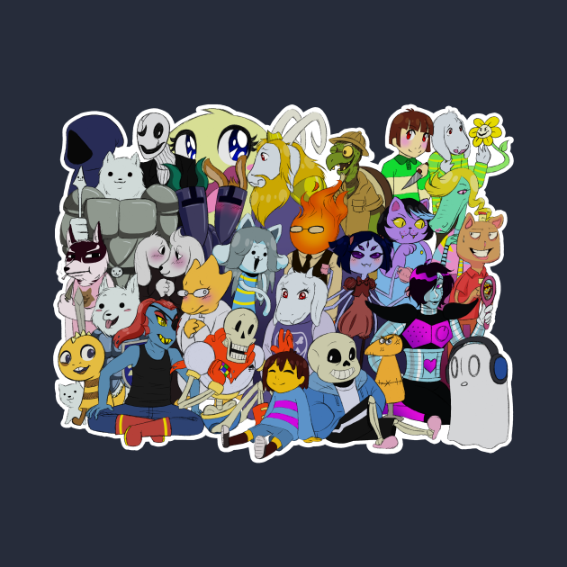 Welcome to Undertale