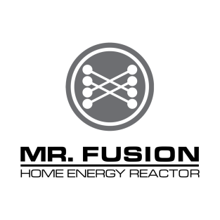 Mr Fusion Home Energy Reactor t-shirts