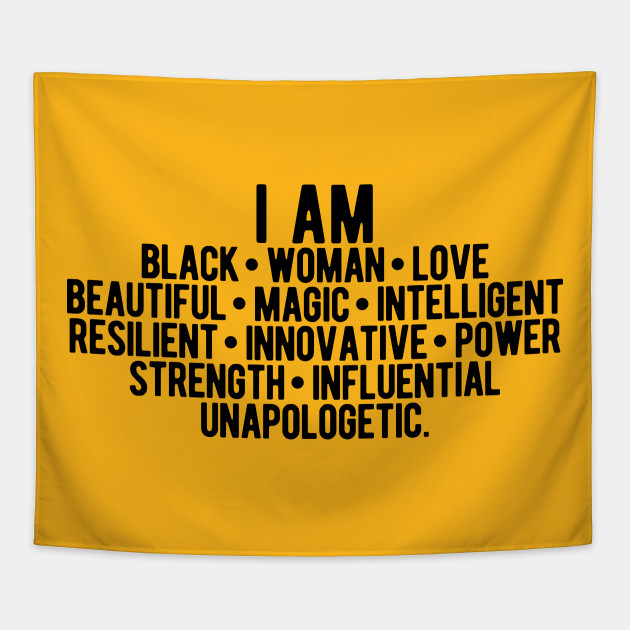 I AM A Strong Black Woman | African American