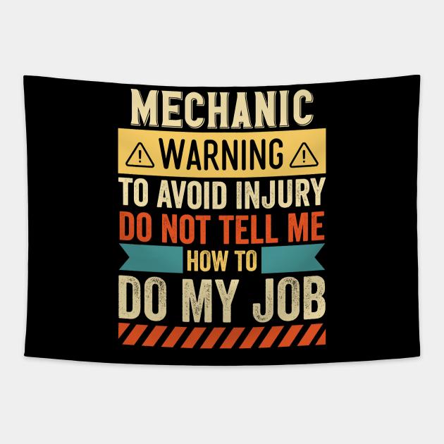 Mechanic Warning