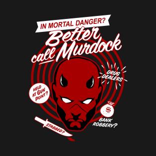 Better Call Murdock t-shirts