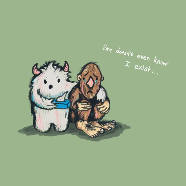 Poor Bigfoot