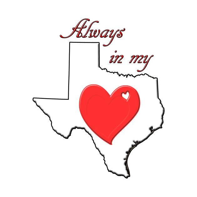 Always in My Heart TX
