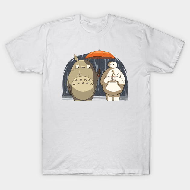 Totoro's New Neighbors T-Shirt-TOZ