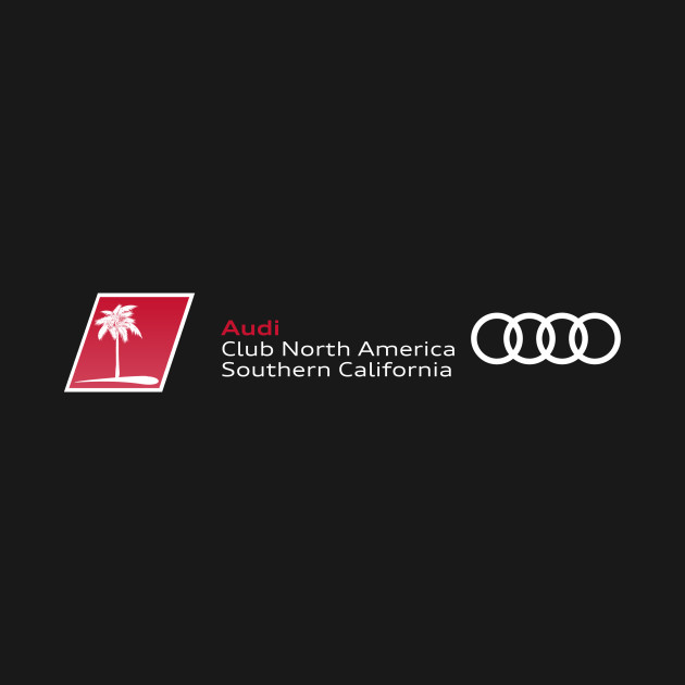 Audi Club North America Southern California (dark)