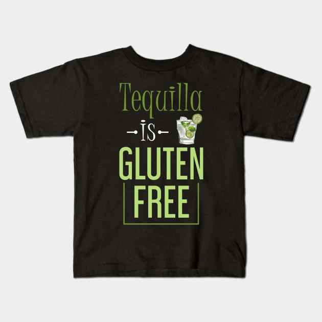 Funny Tequilla Drinking Gift Celiac Gluten Free - Gluten ...