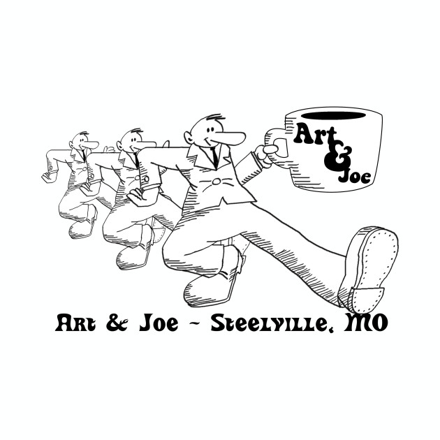 Art & Joe 70's Logo