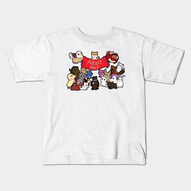 me on roblox before 3 roblox memes roblox shirt games Adopt Me Roblox Roblox Game Adopt Me Adopt Me Roblox Kids T Shirt Teepublic