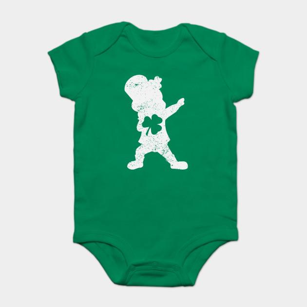 Sassy Irish Lassie Kelly Green Soft Baby One Piece Patricks Day St