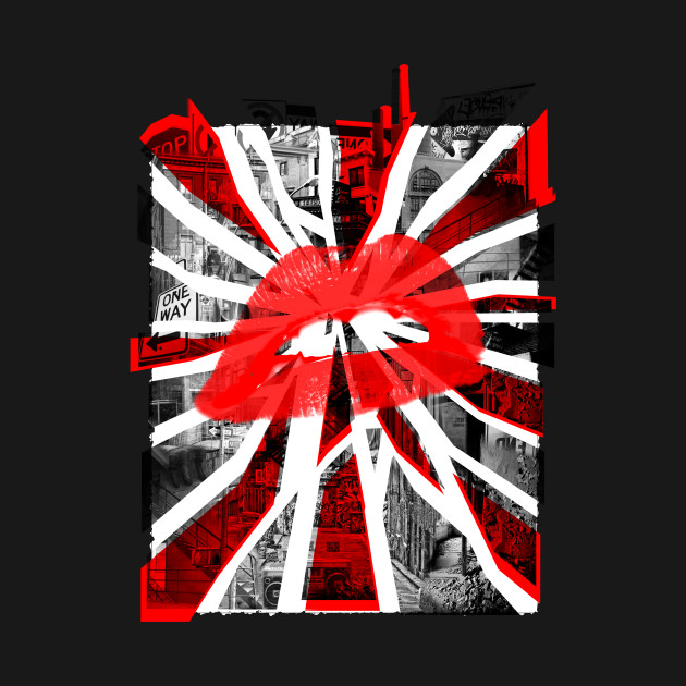 70's British Punk Rock & Roll T Shirt