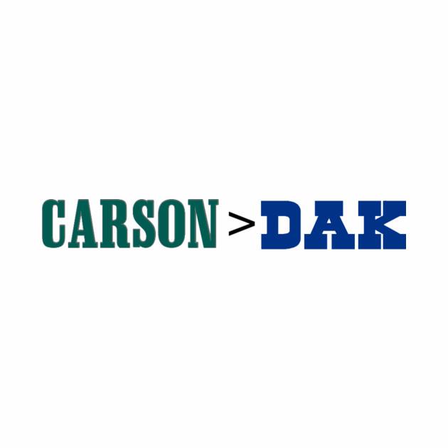 Carson > Dak
