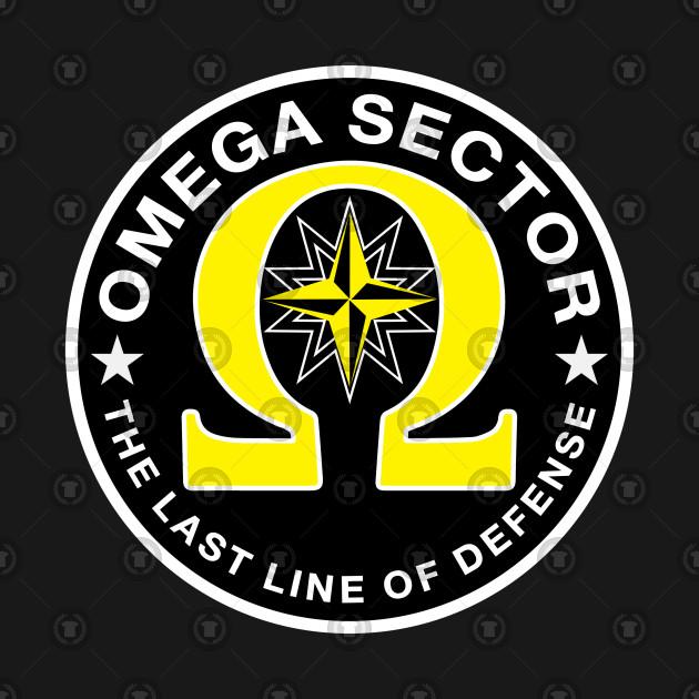Last Line Of Defense >> Omega Sector The Last Line Of Defense Movie T Shirt Teepublic