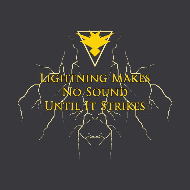 Lightning Makes No Sound