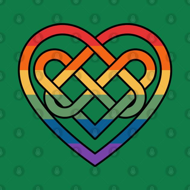 Irish Knot Gay Pride