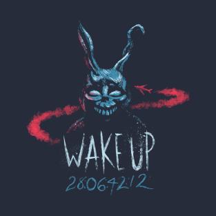 Wake up t-shirts