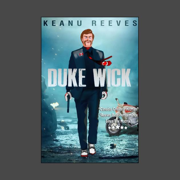 Duke Wick T-Shirt