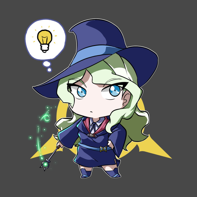 Little Witch Academia - Diana