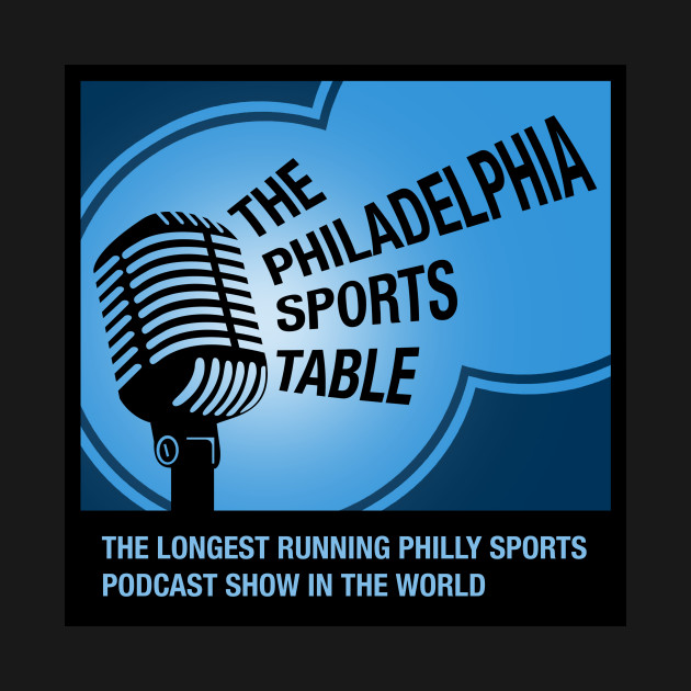 The Philadelphia Sports Table - Blue