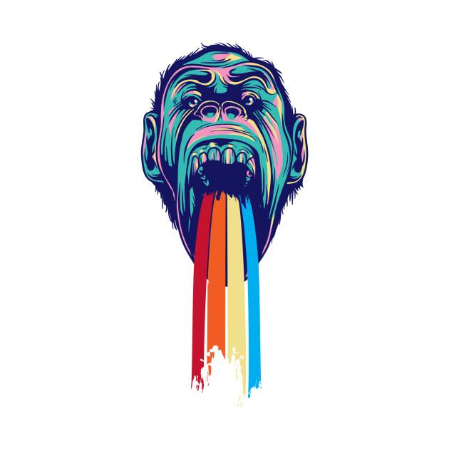 Psy Monkey