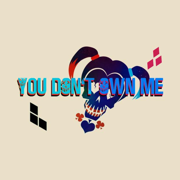 you don t own me pdf