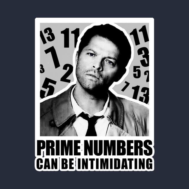 Prime Numbers are Intimidating - Prime Numbers - Kids Long Sleeve ...