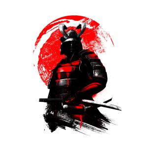 the Samurai t-shirts