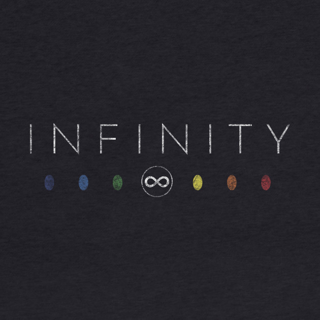 Infinity - White Dirty