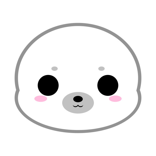 Cute Arctic Seal