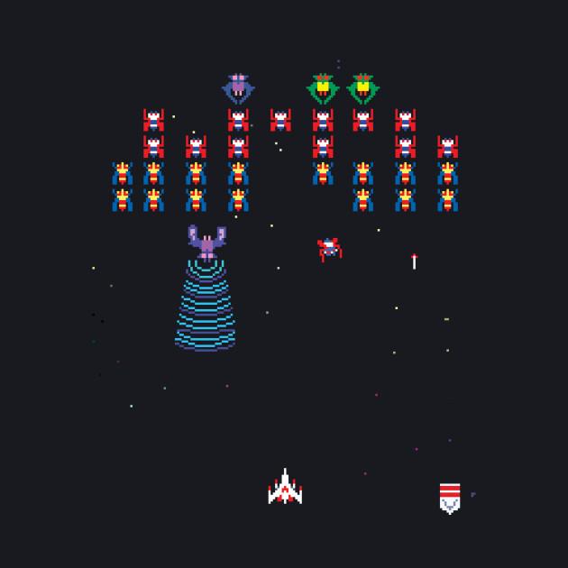 Galaga 8Bit
