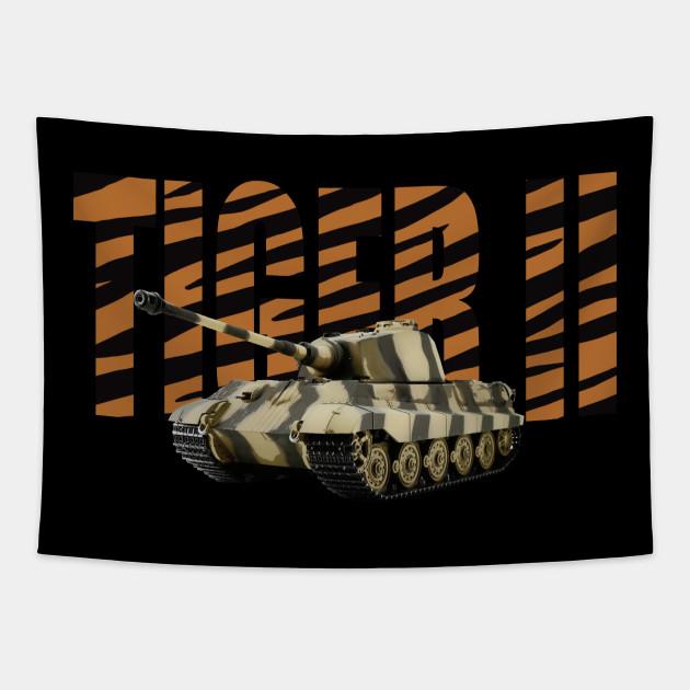 German Tiger II MBT Tank King Tiger