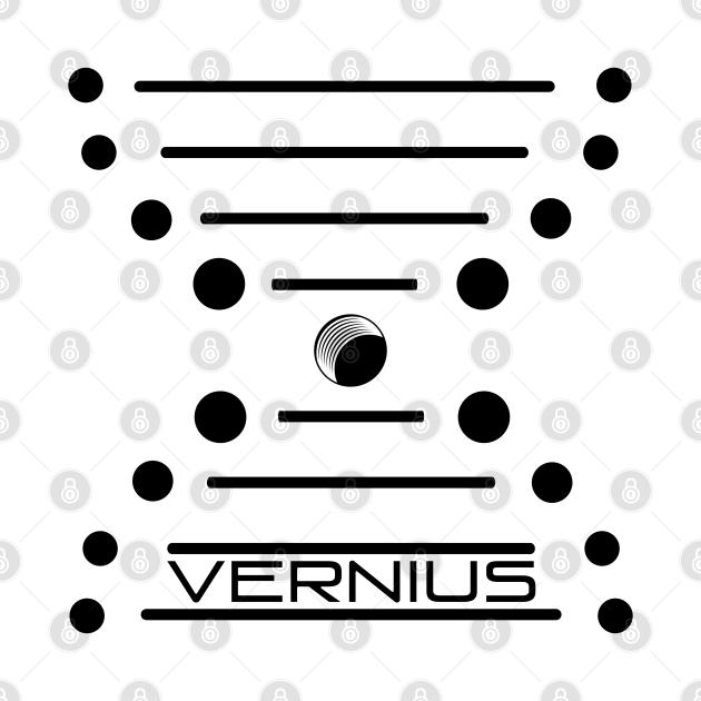 Custom House Vernius Emblem
