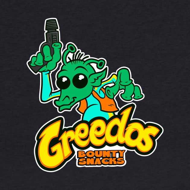 Greedos Bounty Snacks